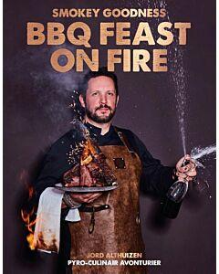 Smokey Goodness : BBQ Feast on Fire