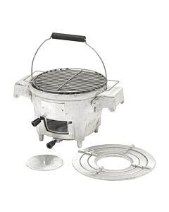Joy Stove houtskoolbarbecue ø 23 cm gietaluminium