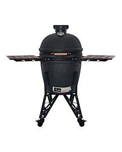 The Bastard Model 2021 Large Urban Compleet barbecue keramiek mat zwart