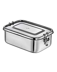 Küchenprofi Classic lunchbox 22,5 x 15 cm rvs