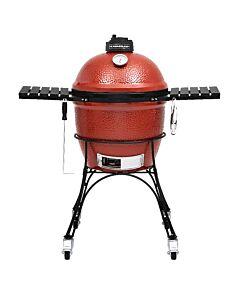 Kamado Joe Classic barbecue keramiek rood