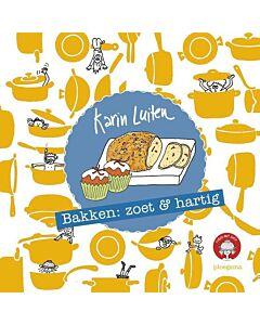 Kinderkookboek Karin Luiten : Bakken - Zoet & hartig