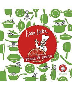 Kinderkookboek Karin Luiten : Pizza & Pasta