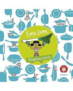 Kinderkookboek Karin Luiten : Vegetarisch