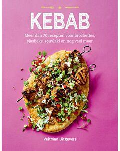 Kebab : meer dan 70 recepten