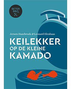 BeterBBQ : Keilekker op de kleine kamado - PRE-ORDER (juni)
