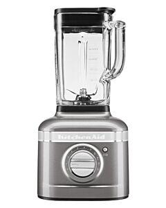 KitchenAid Artisan K400 blender 1,4 liter Medaillion zilver