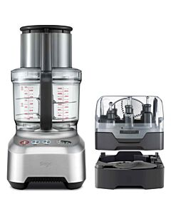 Sage The Kitchen Wizz Peel & Cubes foodprocessor