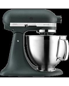 KitchenAid Artisan KSM185 standmixer 4,8 liter Pebbled Palm - 5KSM185PSEPP