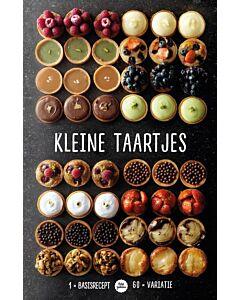 Kleine taartjes : 1 basisrecept, 60 variaties