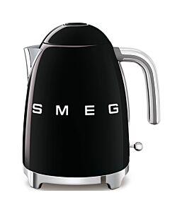 Smeg 50's style waterkoker 1,7 liter zwart