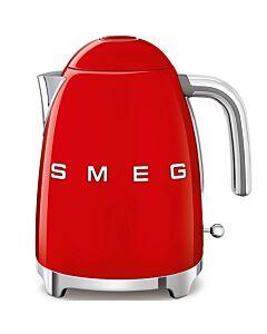 Smeg 50's style waterkoker 1,7 liter rood