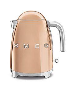 Smeg 50's style waterkoker 1,7 liter rosé goud