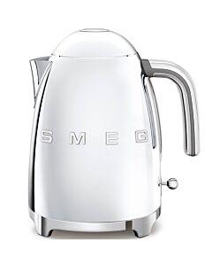 Smeg 50's style waterkoker 1,7 liter chroom