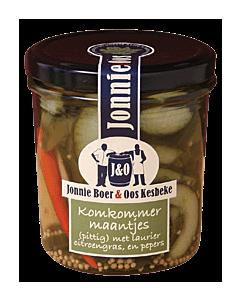 Jonnie Boer komkommermaantjes