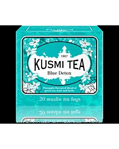 Kusmi Tea Blue Detox thee 20 zakjes blauw