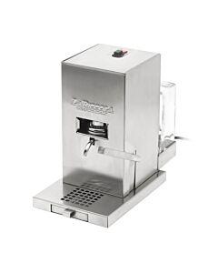 La Piccola Piccola espressomachine 1 liter rvs mat