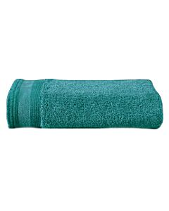 De Witte Lietaer Excellence handdoek 60 x 40 cm katoen lake green