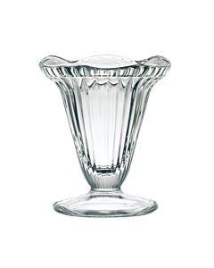 La Rochère Cadette ijscoupe met ribbel 200 ml glas