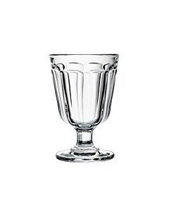 La Rochère Anjou waterglas op voet 280 ml glas