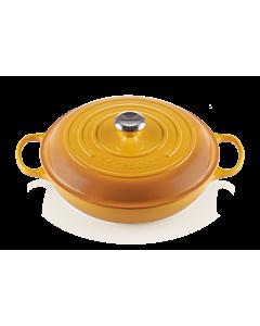 Le Creuset multifunctionele braadpan 3,2 liter ø 30 cm gietijzer Nectar
