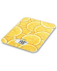 Cristel Lemon digitale keukenweegschaal 5 kg geel