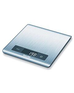 Cristel digitale keukenweegschaal 5 kg rvs mat