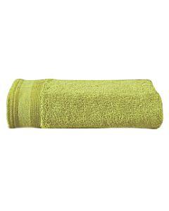 De Witte Lietaer Excellence handdoek 60 x 40 cm katoen lime green