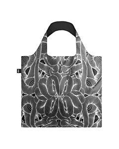 Loqi Sagmeister & Walsh - Beauty Pattern opvouwbaar tasje polyester