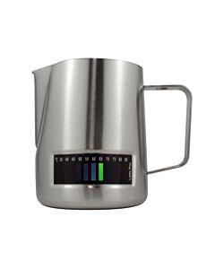 Latte Pro melkkan met temperatuurindicatie 480 ml rvs