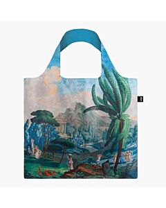 Loqi Museum Collection - Landscape of Telemaque in Calypso Island opvouwbaar tasje polyester