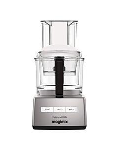 Magimix 4200 XL foodprocessor kunststof mat chroom