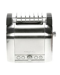 Magimix Le Toaster 2 broodrooster rvs mat
