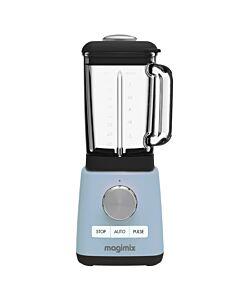 Magimix Power Blender 1,8 liter kunststof ijsblauw