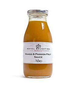 Oldenhof Belberry Belgische mango & passiefruit vruchtensaus 250 ml