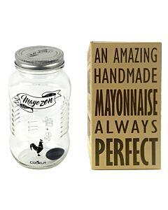 Cookut Mayozen set voor het maken van mayonaise 14 cm
