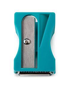 Monkey Business Karoto slijper en juliënnesnijder 7,8 cm kunststof blauw