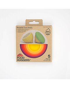 Food Huggers Autumn Harvest vorm silicone 5-delig