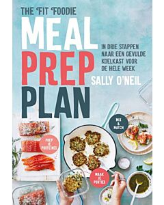 Meal prep plan : in drie stappen
