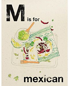 M is for Mexican