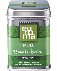 Jonnie Boer Original Spices Mole 80 gram