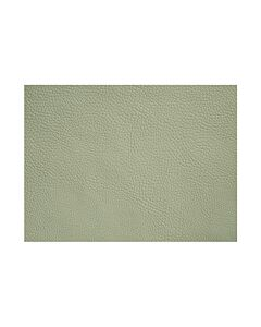 Finesse Monaco XL placemat 35 x 48 cm kunstleer Green Tea