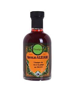 Nicolas Alziari azijn met vijgenpulp fles 200 ml