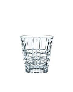 Nachtmann Square universeel glas 260 ml kristalglas 4 stuks