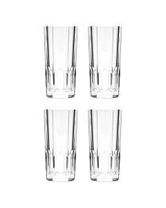Nachtmann Aspen longdrinkglas 309 ml loodkristal 4 stuks