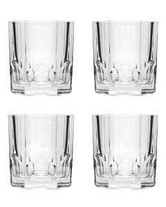 Nachtmann Aspen whiskyglas 324 ml kristalglas 4 stuks