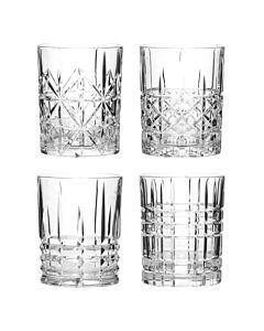 Nachtmann Highland whiskyglas 345 ml kristalglas 4 stuks
