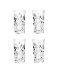 Nachtmann Imperial longdrinkglas 380 ml kristalglas 4 stuks