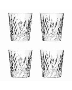 Nachtmann Imperial whiskyglas 310 ml loodkristal 4 stuks