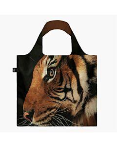 Loqi National Geographic - Malayan Tiger opvouwbaar tasje polyester